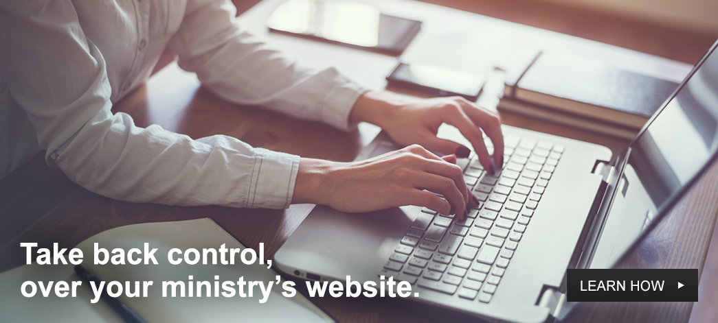 Ministry Builder Websites - Christian Websites